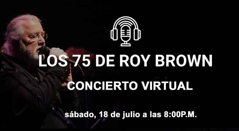 Los 75 de Roy Brown